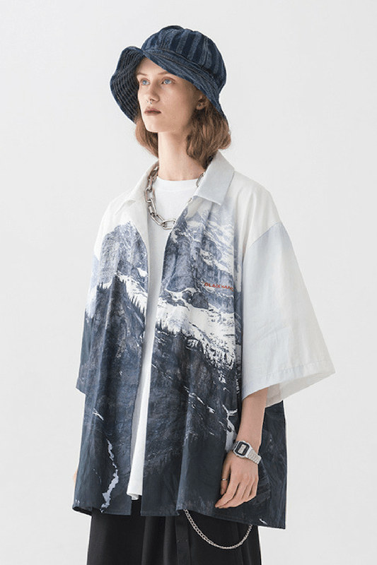 H/C Mountain S/S Shirt
