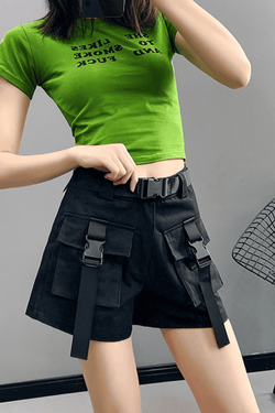 CZ Belt Tech Shorts