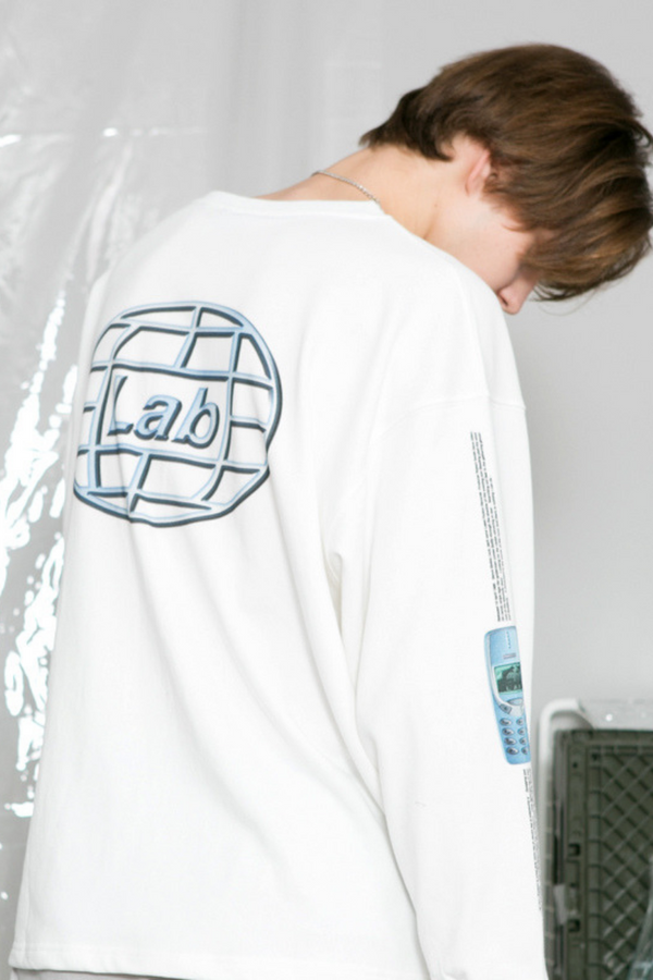 Observer Lab Steam Wave Sweater