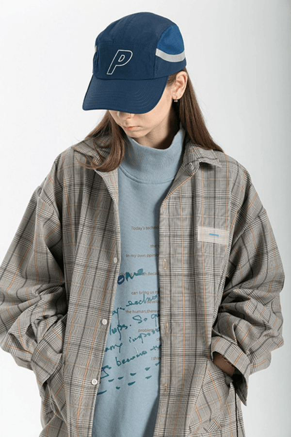 BLIND Vintage Plaid L/S Shirt