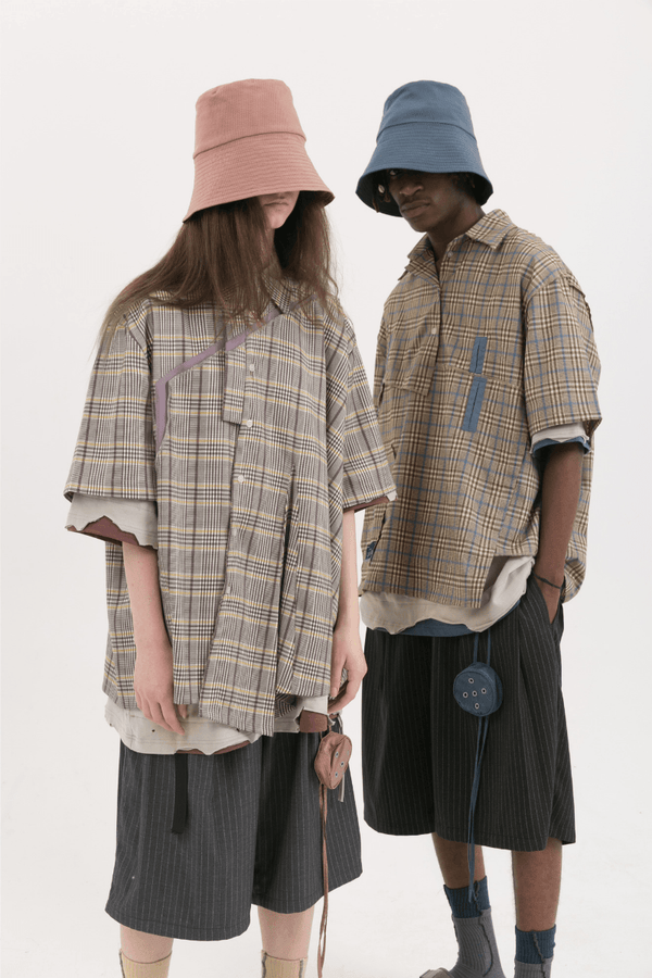 BLIND Irregular Cut S/S Shirt