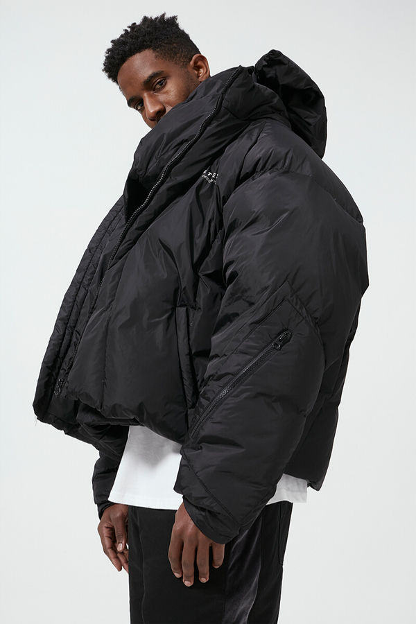 STEEPC Oversized Waterproof Down Jacket