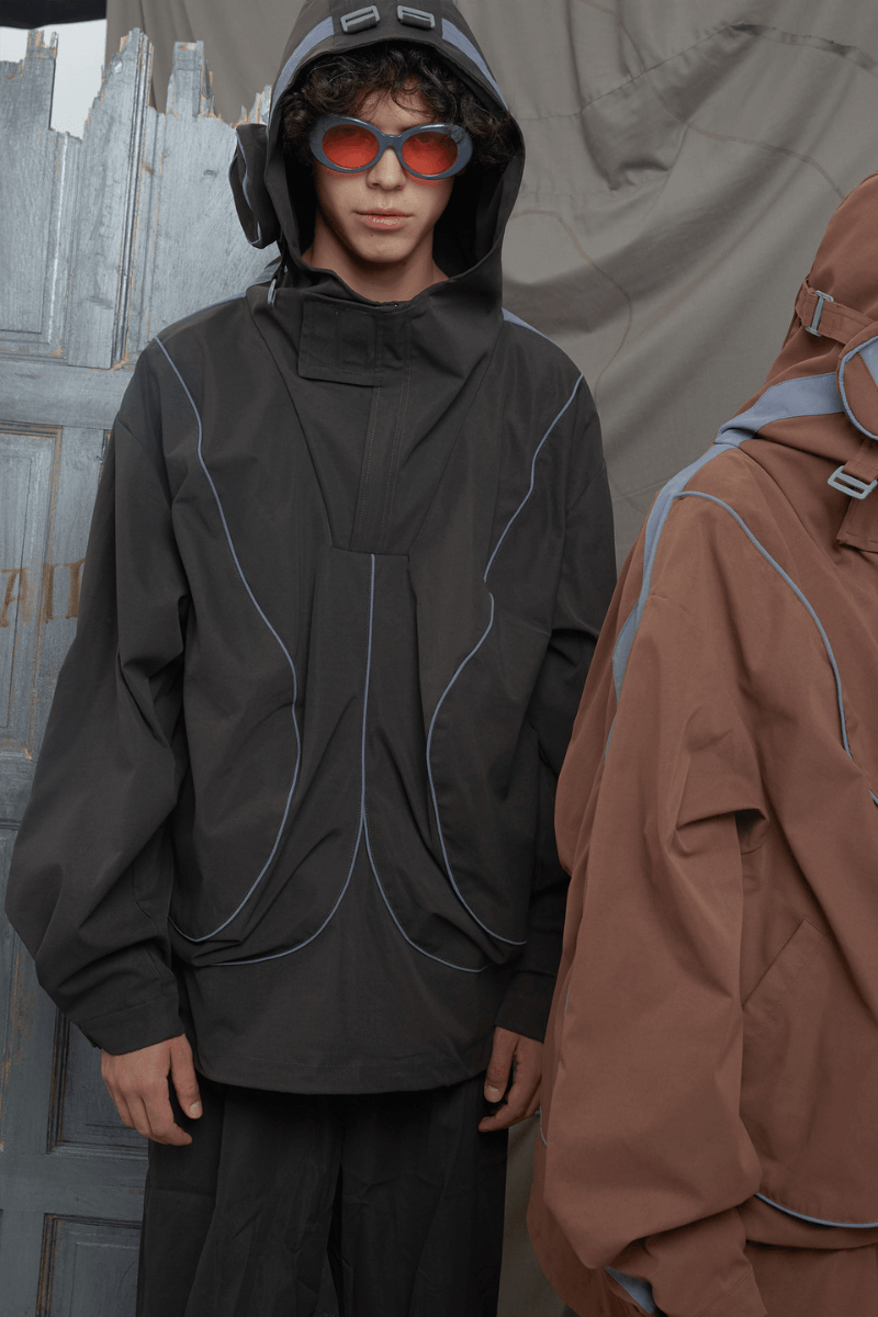 BLIND Futuristic Tooling Jacket
