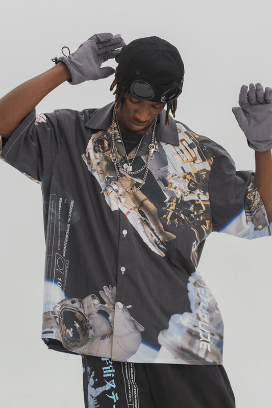 H/C Space S/S Shirt