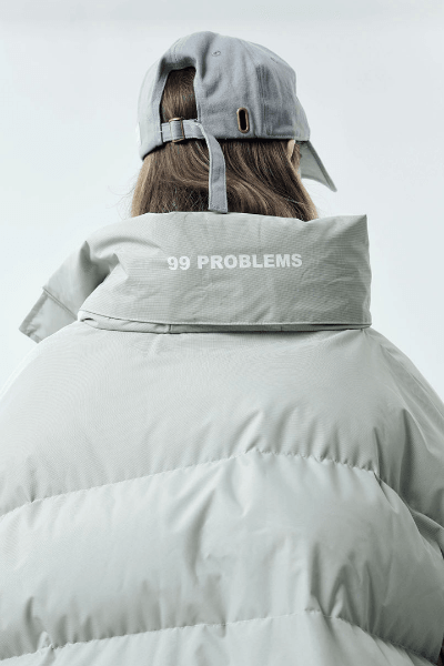 H/C 99 Problems Down Jacket