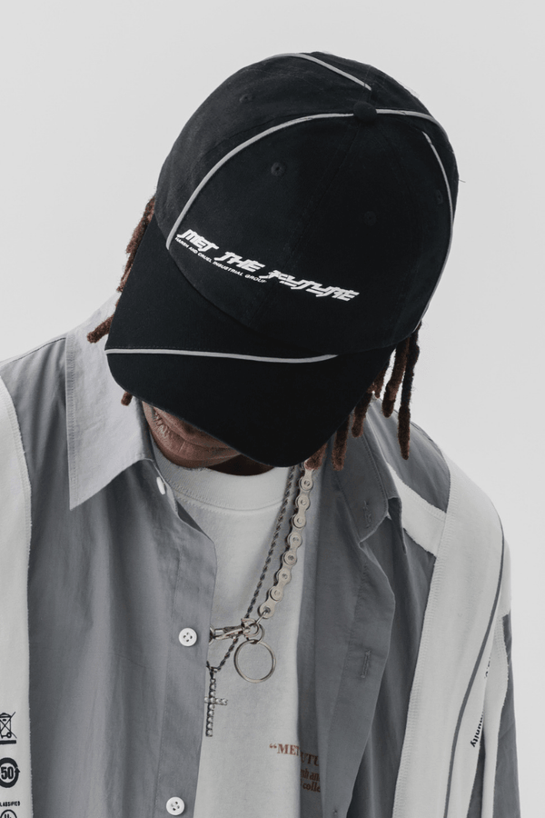 H/C Met The Future Reflective Cap