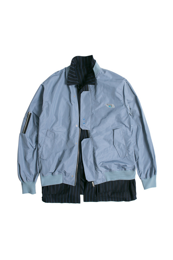 Observer Lab Double-Face Blazer/Jacket