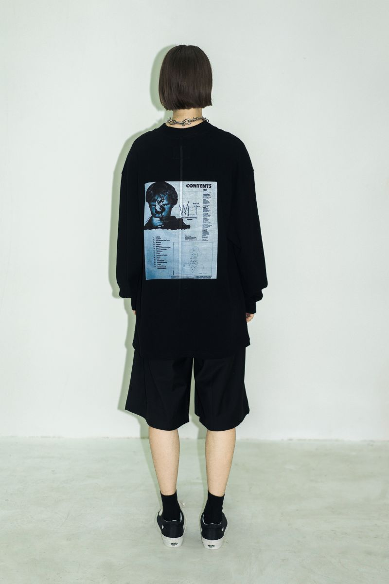 Unknown World Underground Portrait L/S Tee