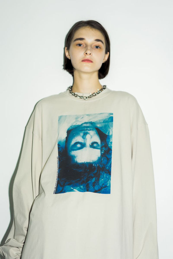Unknown World Sheryl Lee Printed L/S Tee