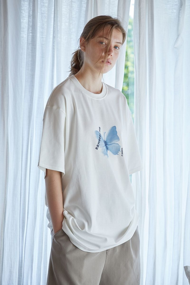 THINGY Butterfly Logo Tee