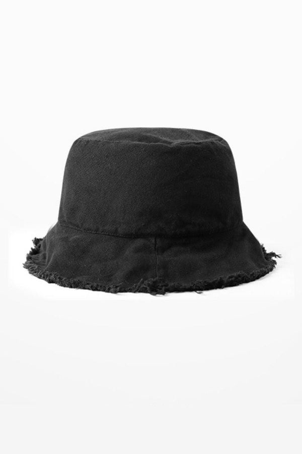 CZ Distressed Fisherman Hat