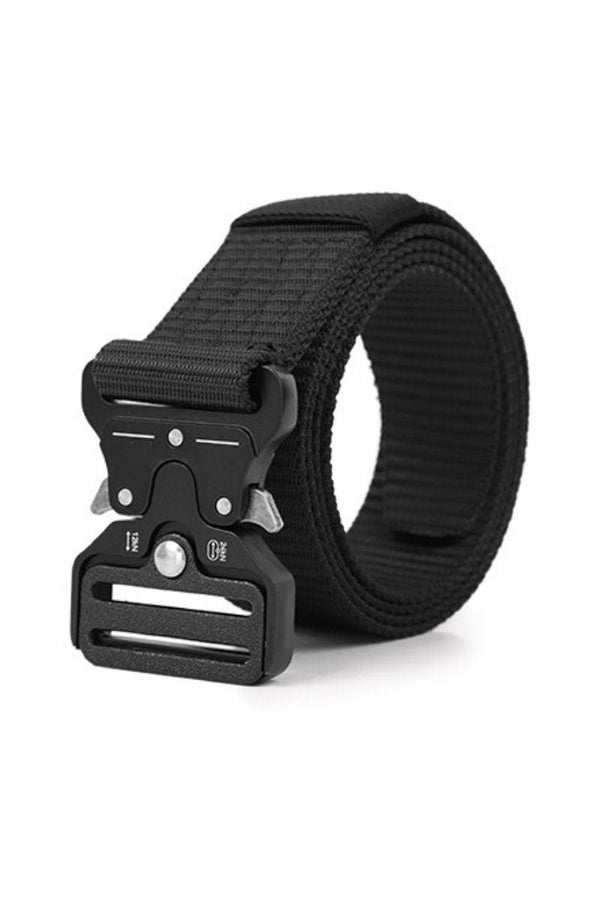 CZ Metal Buckle Belt