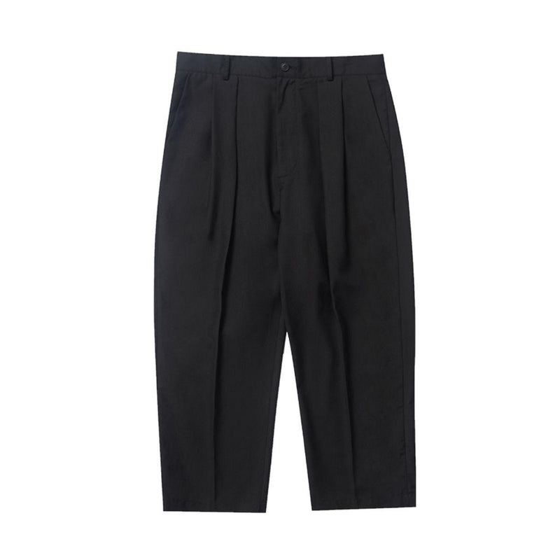H/C Straight Suit Trousers