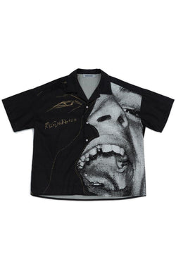 BLIND Regeneration Face Cuban Shirt