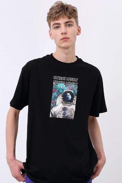 coppingzone Others Lonely Tee M / Black