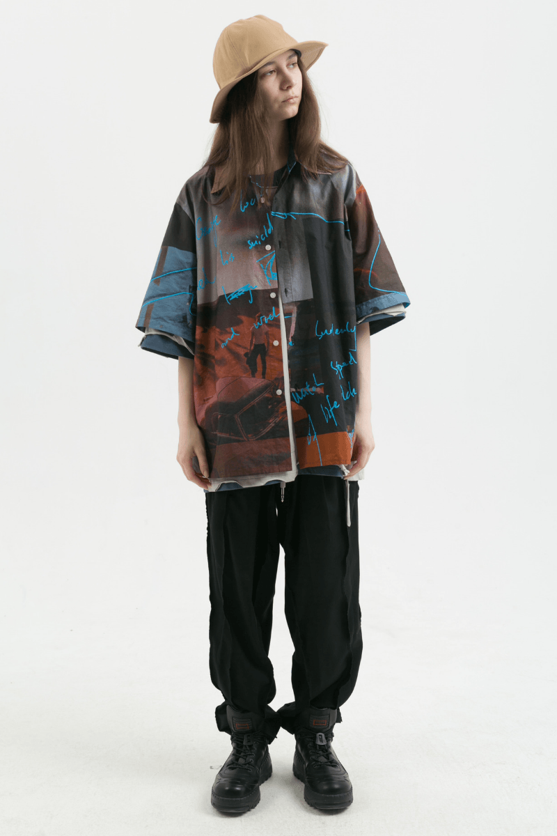 BLIND Deception S/S Shirt
