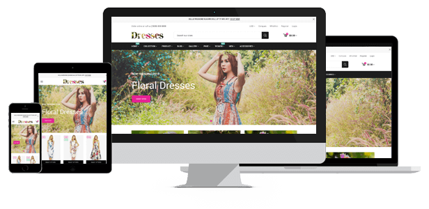 Dresses Shopify Theme