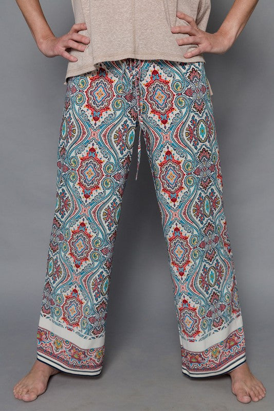 Damask Lounge Pants