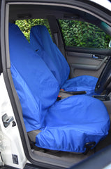 Royal Blue Large Universal Seat Covers
