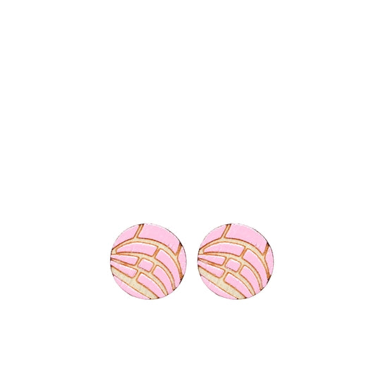 Wood Earrings by Le Chic Miami