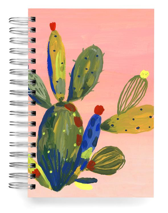 Cactus Journal Notebook