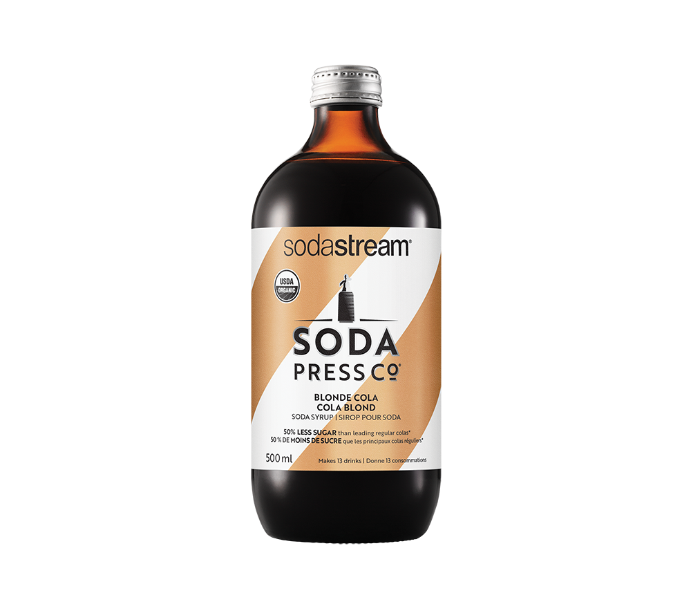 Soda Press Co. Organic Blonde Cola