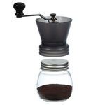 Grosche Bremen Manual Coffee Grinder (Black) | Beanwise