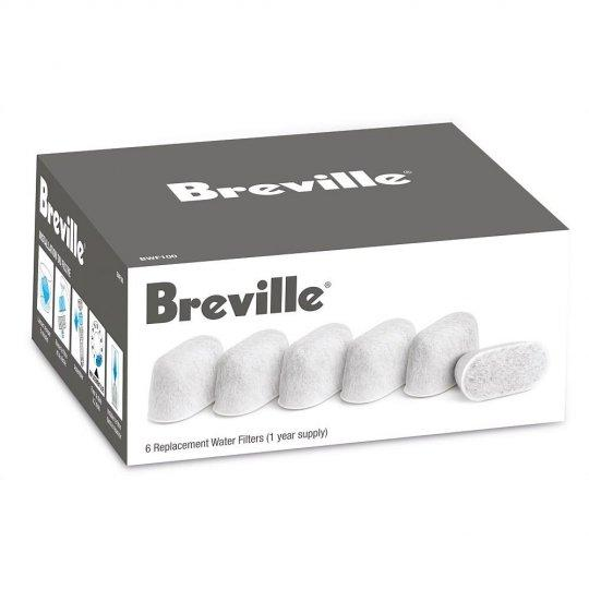 Breville Replacement Water Filters x 6