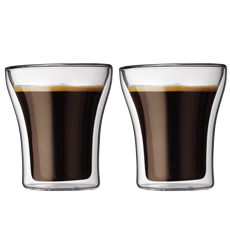 Bodum Assam Double Wall Thermo-Glasses 6.5oz (2pcs)