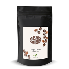 Maple Cream Flavoured Coffee Beans | Beanwise