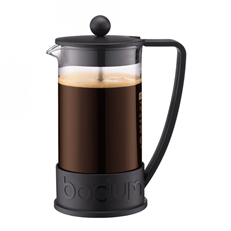 Bodum Brazil French Press (34oz - Black) | Beanwise
