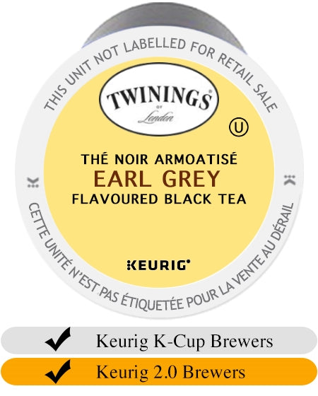 Twinings Earl Grey K-Cups (24) | Beanwise