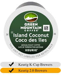Green Mountain Island Coconut K-Cup® Pods (24) | Beanwise