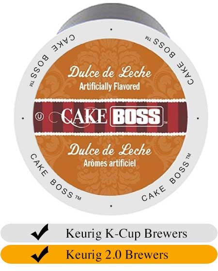 Cake Boss Dulce De Leche Coffee Cups (24)