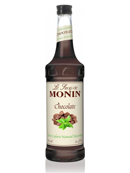 Monin Zero Calorie Natural Chocolate Flavouring (750ml) | Beanwise
