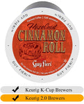 Guy Fieri Cinnamon Hazelnut Roll Coffee Cups (24) | Beanwise