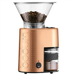 Bodum Bistro Electric Coffee Grinder (Copper) | Beanwise