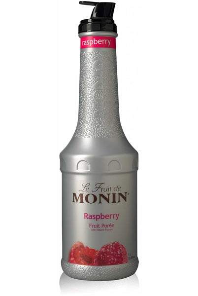 Monin Raspberry Fruit Puree (1L) | Beanwise