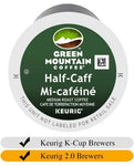 Green Mountain Half-Caff K-Cups (24) | Beanwise