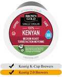 Brown Gold Kenyan Coffee K-Cups (24) | Beanwise