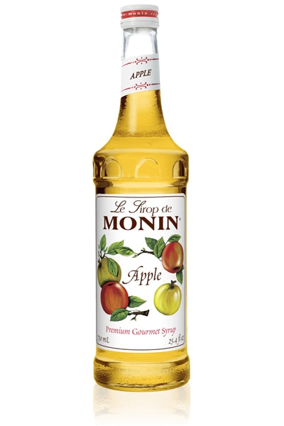 Monin Apple Syrup x 750 ml | Beanwise