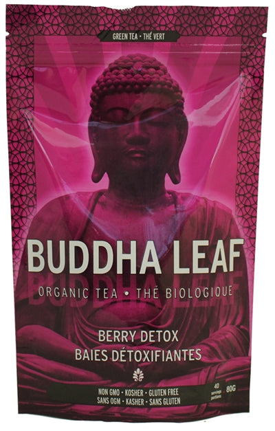 Buddha Berry Detox Loose Leaf Tea 80g.