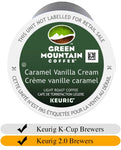 Green Mountain Caramel Vanilla Cream K-Cup® Pods (24) | Beanwise