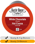 Barrie House White Chocolate Hot Cocoa Cups (24) | Beanwise