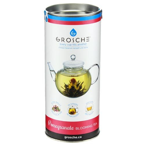 Grosche Pomegranate Blooming Tea (12 pack)