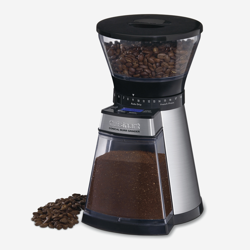Cuisinart Programmable Conical Burr Coffee Grinder