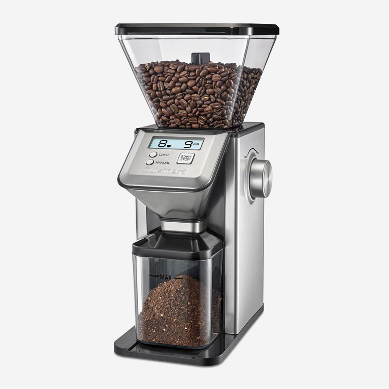 Cuisinart Deluxe Grind Conical Burr Coffee Grinder