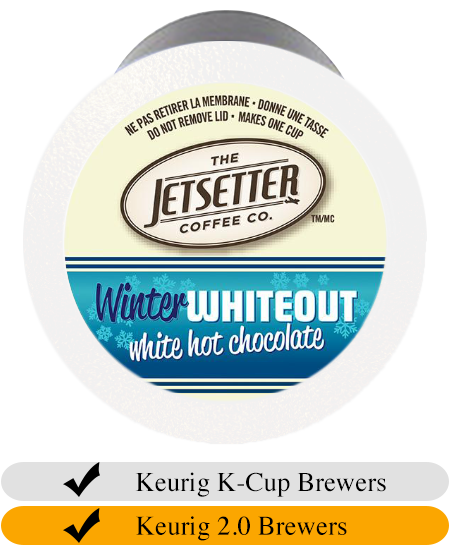 Jetsetter Winter Whiteout White Hot Chocolate (22) | Beanwise