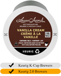 Laura Secord Vanilla Cream Hot Chocolate K-Cup® Pods (24)