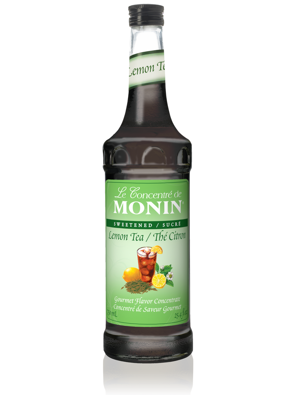 Monin Lemon Tea Concentrate | Beanwise